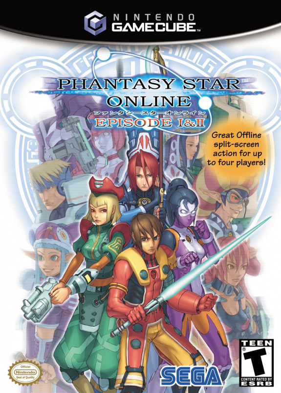 Phantasy Star Online Episode 106