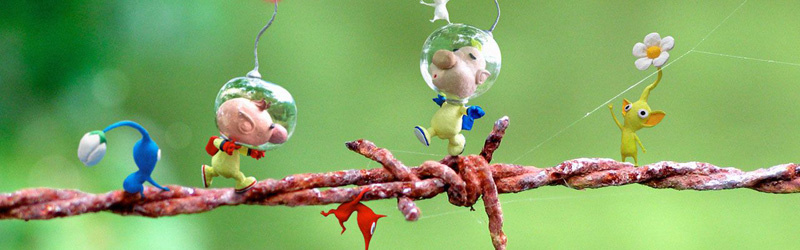 how to play pikmin 3 with 2 players