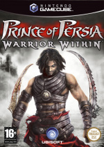 Prince of Persia: Warrior Within Cover (Click to enlarge)