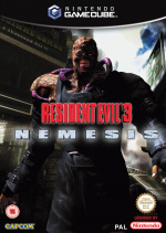 Resident Evil 3: Nemesis Cover (Click to enlarge)