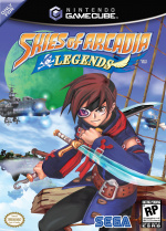 Skies of Arcadia Legends Cover (Click to enlarge)