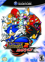 Sonic Adventure 2: Battle Cover (Click to enlarge)