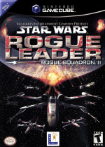 Star Wars Rogue Squadron II: Rogue Leader Cover (Click to enlarge)