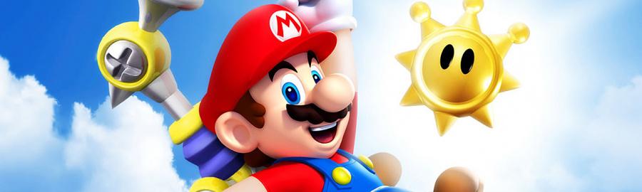 10. Super Mario Sunshine — GameCube