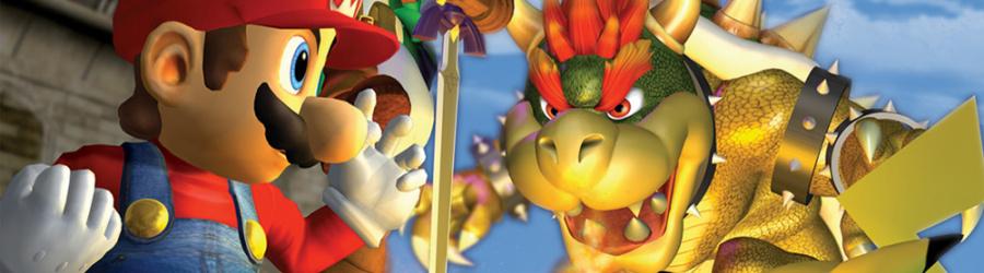Super Smash Bros. Melee (GCN)