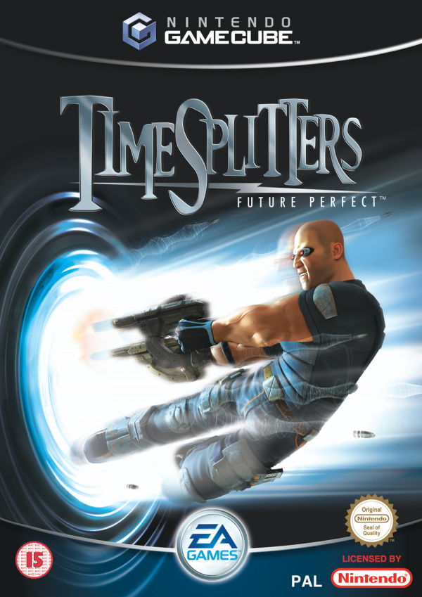 TimeSplitters Future Perfect Cover Artwork