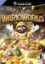 Wario World Cover (Click to enlarge)