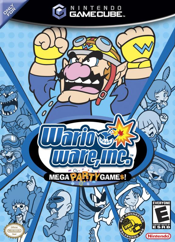 WarioWare, Inc: Mega Party Game$!