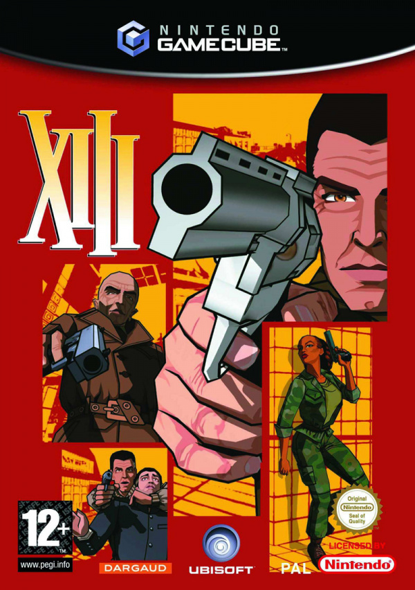 XIII Cover Artwork