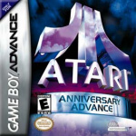 Atari Anniversary Advance Cover (Click to enlarge)