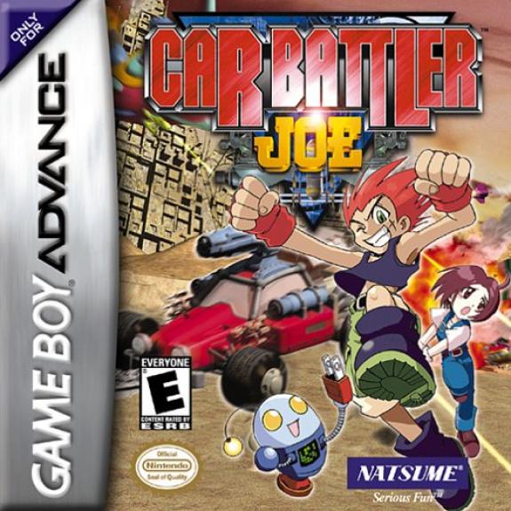 Car Battler Joe