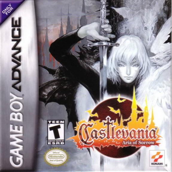 Castlevania: Aria of Sorrow