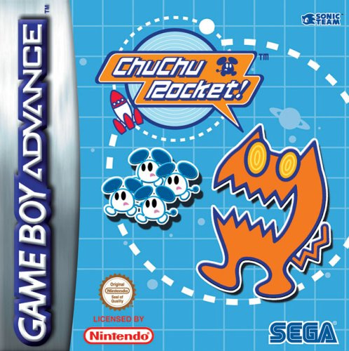 ChuChu Rocket! Cover Artwork