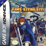 Fire Emblem Cover (Click to enlarge)