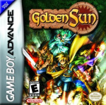 Golden Sun Cover (Click to enlarge)