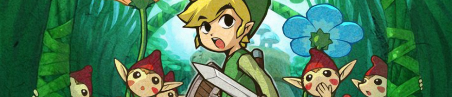The Legend of Zelda: The Minish Cap (Available on the Wii U Virtual Console)