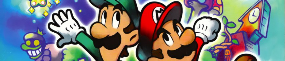 Mario & Luigi: Superstar Saga (Available on Wii U Virtual Console)
