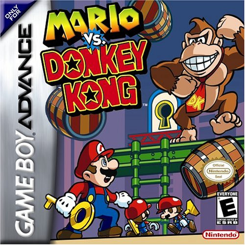 Mario vs. Donkey Kong Cover Artwork
