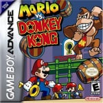 Mario vs. Donkey Kong Cover (Click to enlarge)