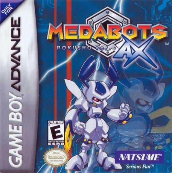 Medabots AX: Metabee & Rokusho