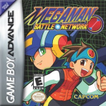 Mega Man Battle Network Cover (Click to enlarge)