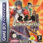 Onimusha Tactics Cover (Click to enlarge)