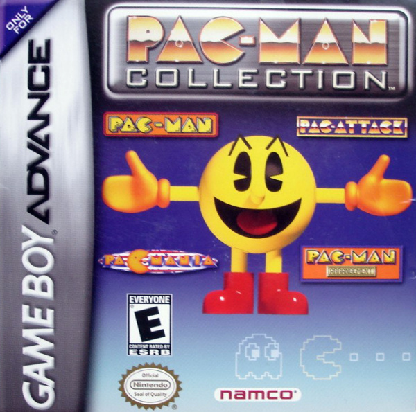 Pac-Man Collection (Wii U eShop / Game Boy Advance) Review - Nintendo