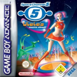 Space Channel 5: Ulala's Cosmic Attack Cover (Click to enlarge)