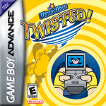 WarioWare Twisted! Cover (Click to enlarge)