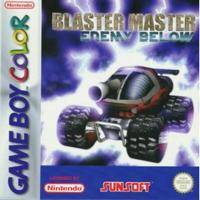 Blaster Master: Enemy Below Cover Artwork