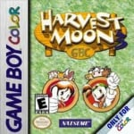 Harvest Moon 3 Cover (Click to enlarge)