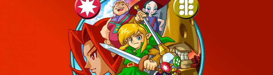 The Legend of Zelda: Oracle of Seasons (GBC)