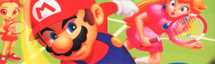 Mario Tennis - Game Boy Color (2000 / 2001)