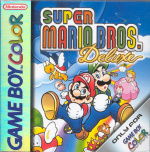 Super Mario Bros. Deluxe Cover (Click to enlarge)