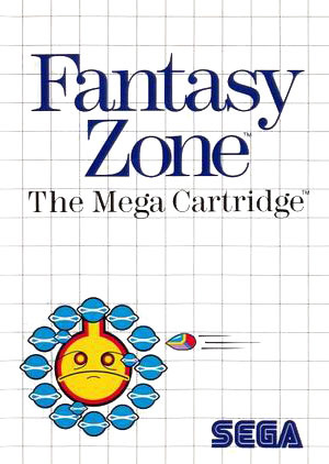 Fantasy Zone Cover Artwork