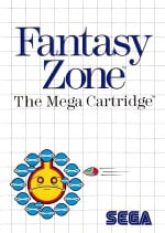 Fantasy Zone Cover (Click to enlarge)