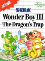 Wonder Boy III: The Dragon's Trap Cover (Click to enlarge)