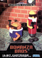 Bonanza Bros Cover (Click to enlarge)