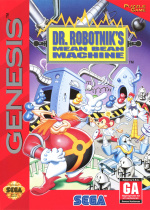 Dr Robotnik's Mean Bean Machine Cover (Click to enlarge)