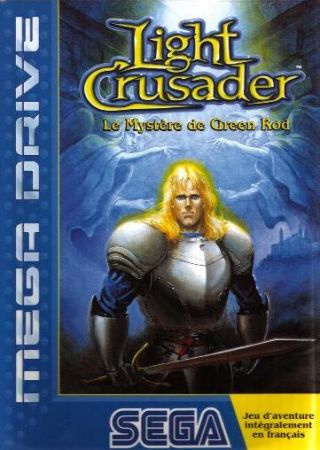 Light Crusader Cover Artwork