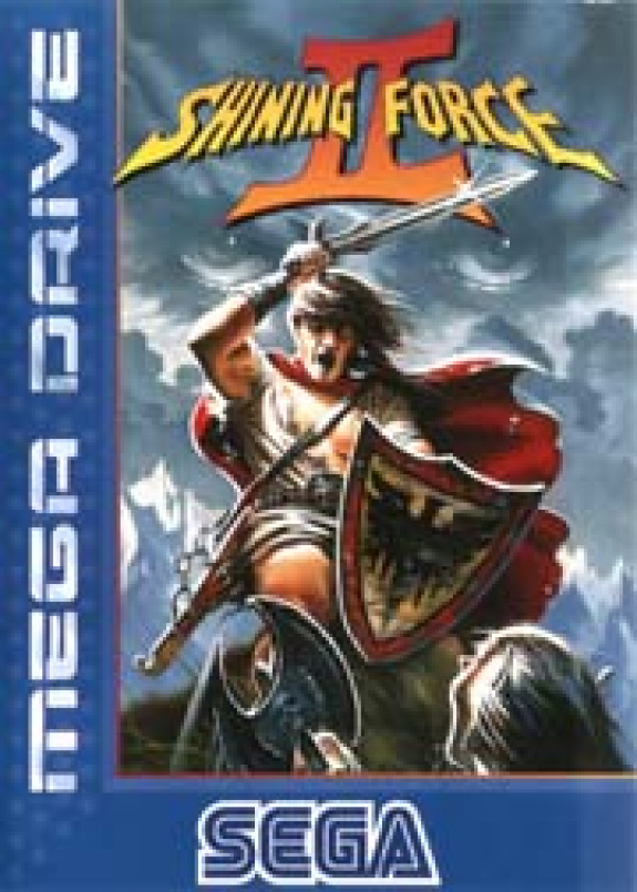 Shining Force II: Ancient Sealing