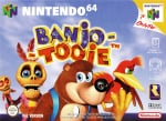 Banjo Tooie Cover (Click to enlarge)