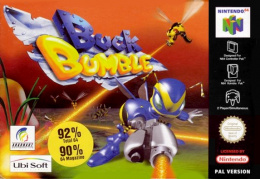 Buck Bumble Cover (Click to enlarge)