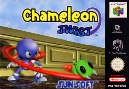 Chameleon Twist Cover (Click to enlarge)