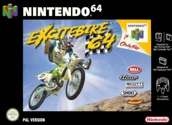 excitebike n64