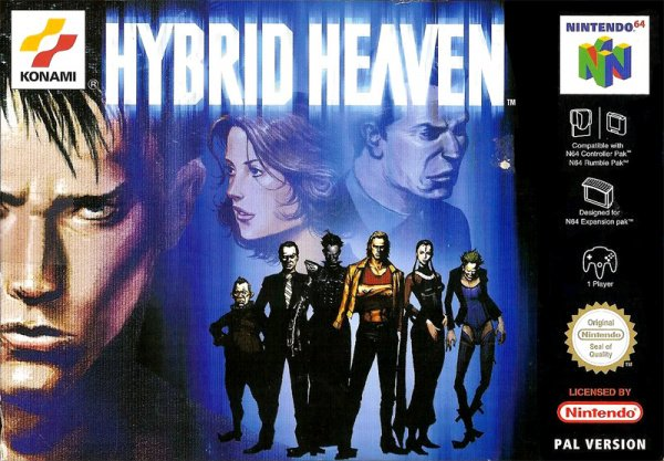 Hybrid Heaven Cover Artwork