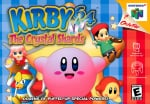 Kirby 64: The Crystal Shards Cover (Click to enlarge)