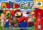 Mario Golf Cover (Click to enlarge)