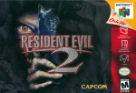 Resident Evil 2 Cover (Click to enlarge)