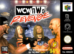 WCW/nWo Revenge Cover (Click to enlarge)